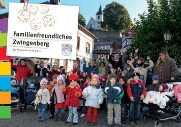Familienfreundliches Zwingenberg