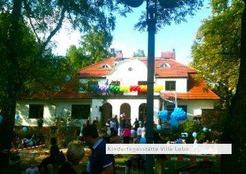 Kindertagesstätte Villa Lobo - Gulliver Projekte