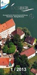 Evangelische Erwachsenenbildung Hochrhein ... - Schloss Beuggen
