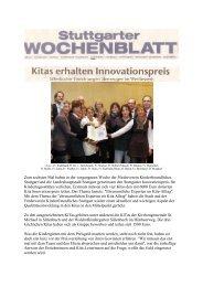 Artikel im Stuttgarter Wochenblatt vom 15.12.2011 - Katholische ...