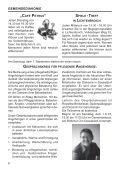 evangelisch in - Evangelische Kirchengemeinde Unterrath ... - Seite 6