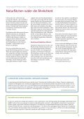Jahresbericht 2009 - Nature & Economie - Seite 5