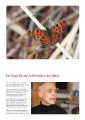 Jahresbericht 2009 - Nature & Economie - Seite 7