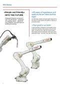 RA-SERIES - Kawasaki Robotics - Page 2