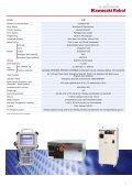 RA-SERIES - Kawasaki Robotics - Page 7