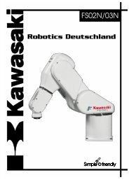 FS02N/03N - Kawasaki Robotics