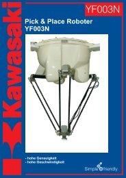 YF003N - Kawasaki Robotics