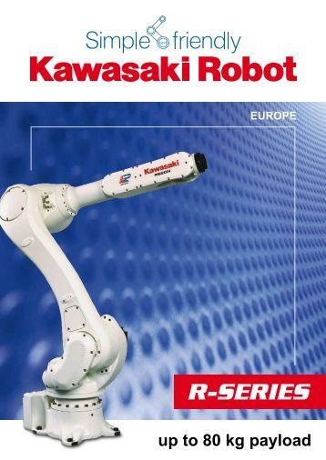 R-SERIES - Kawasaki Robotics GmbH