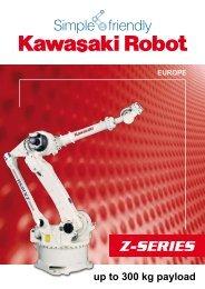 Z-SERIES - Kawasaki Robotics