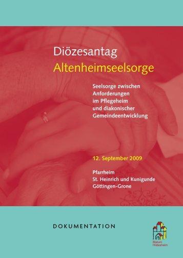 Diözesantag Altenheimseelsorge - Katholische Kirche Göttingen