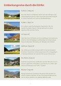 Teilprojekt Schule: Biosfera lernend erleben - Biosfera Val Müstair - Page 4