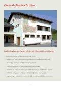 Teilprojekt Schule: Biosfera lernend erleben - Biosfera Val Müstair - Page 5