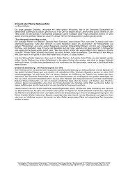 Chronik der Pfarrei Scheuerfeld - Gemeinde Wallmenroth