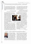 Der Christbaumständer - evangelische gemeinde klosterneuburg - Seite 2