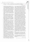 Der Christbaumständer - evangelische gemeinde klosterneuburg - Seite 3