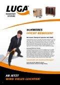 Produktkatalog 2011/12 - LUGA Transportsysteme - Seite 2
