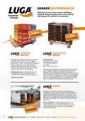 Produktkatalog 2011/12 - LUGA Transportsysteme - Seite 4
