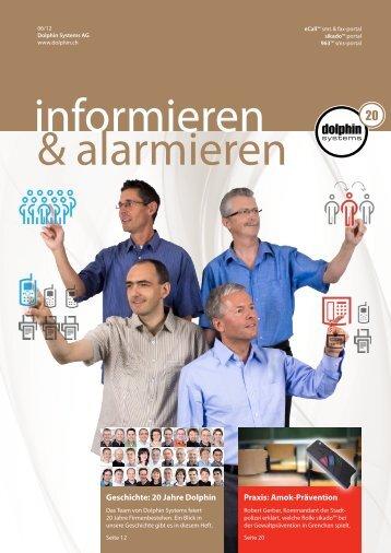 Ausgabe 2012/6 - Dolphin Systems AG
