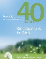Blickpunkte - Kinderschutzbund NRW e.V.
