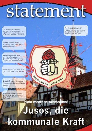 als PDF heruntergeladen - Jusos Hochtaunus