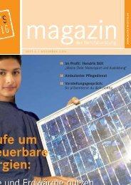 Berufe um erneuerbare Energien: - Planet Beruf.de
