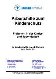 Arbeitshilfe Freizeiten-Oktober-2012 - DKSB Darmstadt