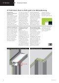 ST FLEX Green. Elegante Energieeffizienz. - Dorma - Page 2