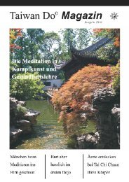 Magazin lesen - Taiwan Do Akademie