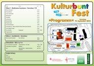 Kulturbunt Kulturbunt Fest - Kulturserver NRW