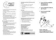 (PDF) zum Ehrenamt - Deutscher Kinderschutzbund Kreisverband ...