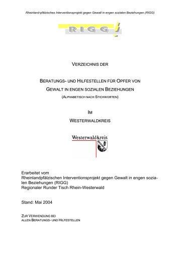 gss-hilf. - Bildungsinstitut des DRK Landesverbandes Rheinland ...