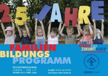fon:06341-14 14 14 fax:14 14 - Deutscher Kinderschutzbund Landau