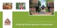 Unser Hausprospekt - KBS Salzbergen