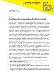 Artikel dgd - Prof. Riegl & Partner GmbH