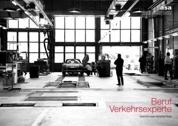 PDF E-Reportage «beruf Verkehrsexperte - asa