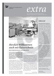 Ausgabe 18, Oktober 2009 - Gemeinschaftskrankenhaus Herdecke