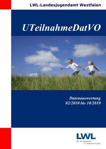 UTeilnahmeDatVO - Landschaftsverband Rheinland