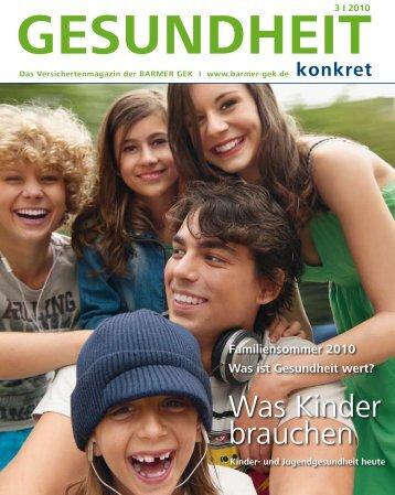 Link - Presse - Barmer GEK