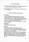 Militär Schweiz: Funkgerät SE-100 / FOX - Empfänger - Page 6