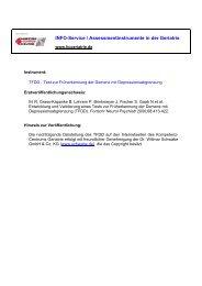 TFDD - Kompetenz-Centrum Geriatrie