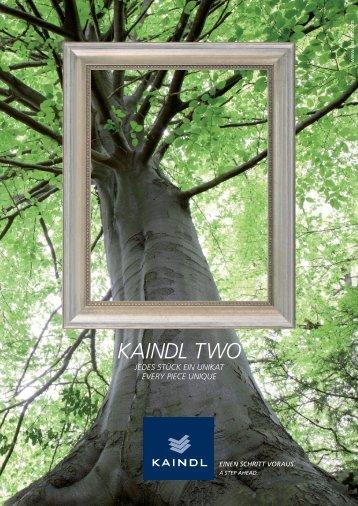 Kaindl TWO Echtholz
