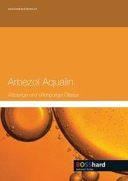 Arbezol Aqualin - BOSShard Farben