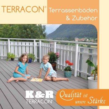 Qualität ist - Holz-Terrassen selber bauen