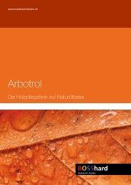 Arbotrol - BOSShard Farben