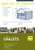 EASY SET UP CHALETS - Seite 2