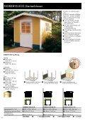 Gartenhäuser - Seite 7
