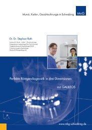 PDF - Dr. Dr. Roth und M. Morche Zahn kieferchirurgische Praxis