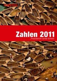 Finanzbericht 2011 - CARITAS - Schweiz