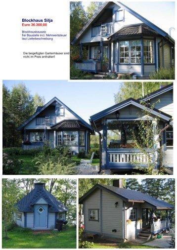 Blockhaus Silja