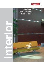 FunderMax Interior Compact Plus